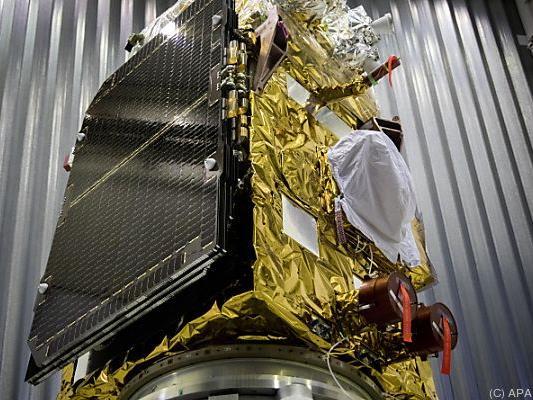 Sentinel-2B ist nun unterwegs