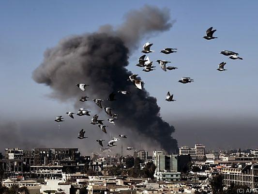 De facto ist Mosul die Hauptstadt der sunnitischen Extremisten im Irak