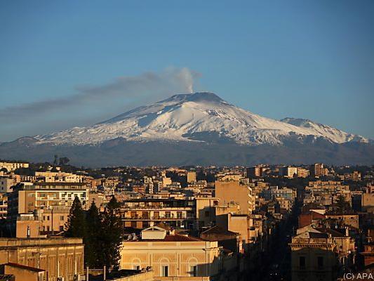 Bewohner von Catania laut Behörden nicht in Gefahr