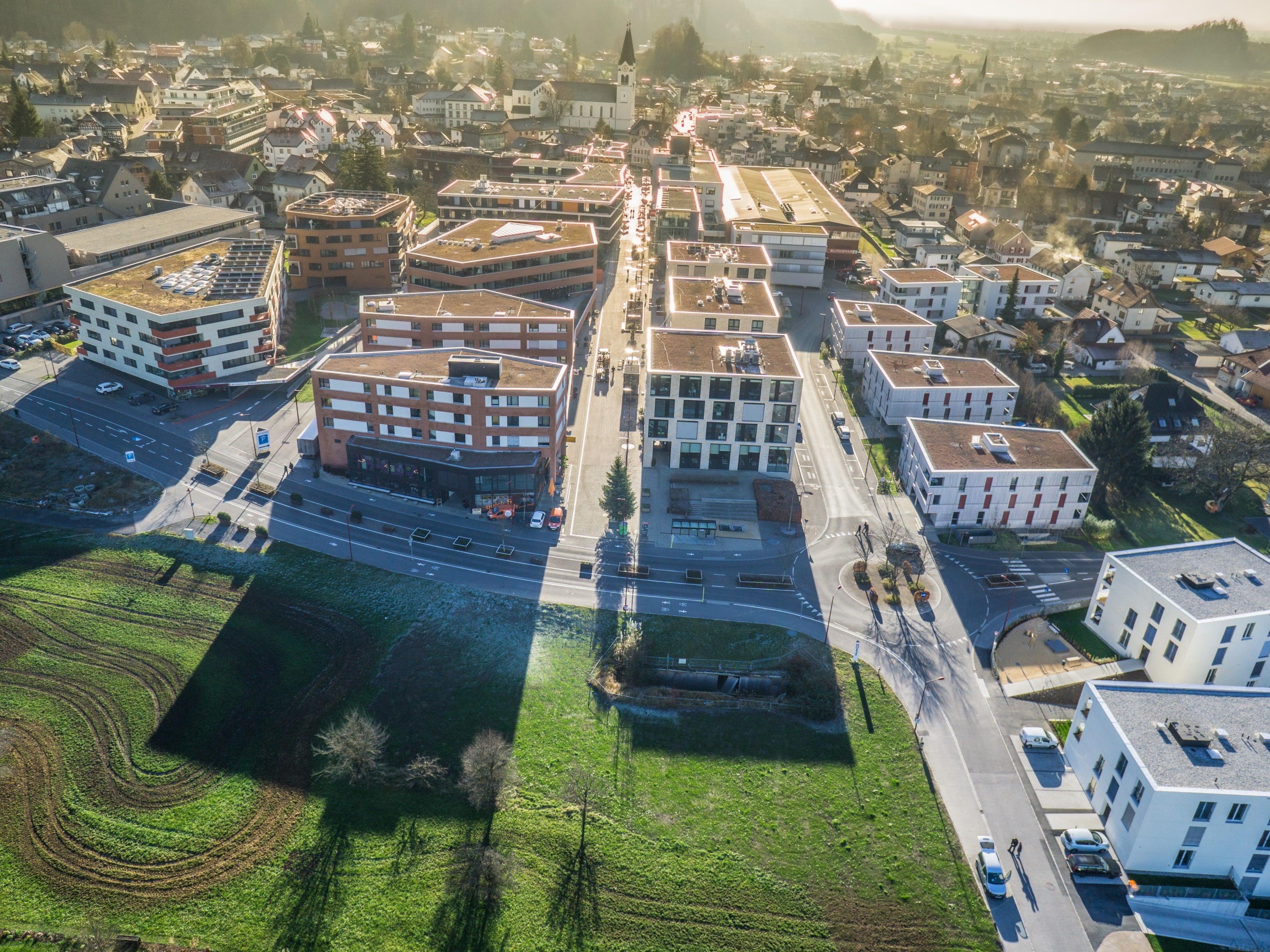 Beim VN-Stammtisch wird über die Zukunft des Grundstückes am nördlichen Ende des Garnmarkts diskutiert.