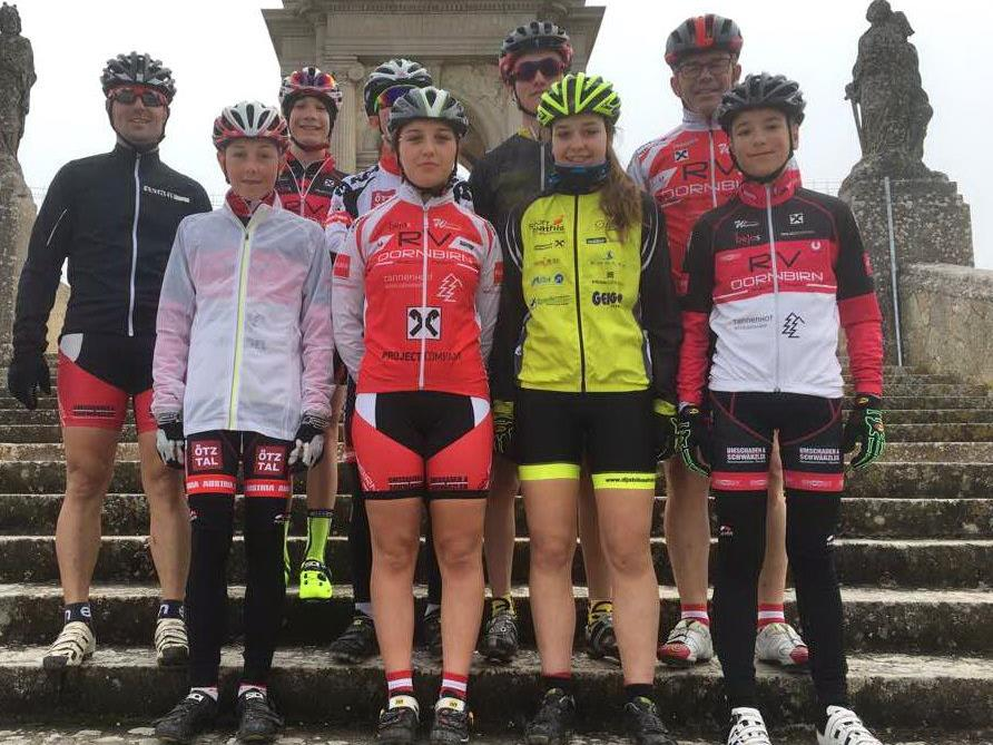 Die Nachwuchsbiker des RV Dornbirn hatten eine tolle Trainingswoche auf Mallorca und gehen nun bestens vorbereitet in die neue Saison.