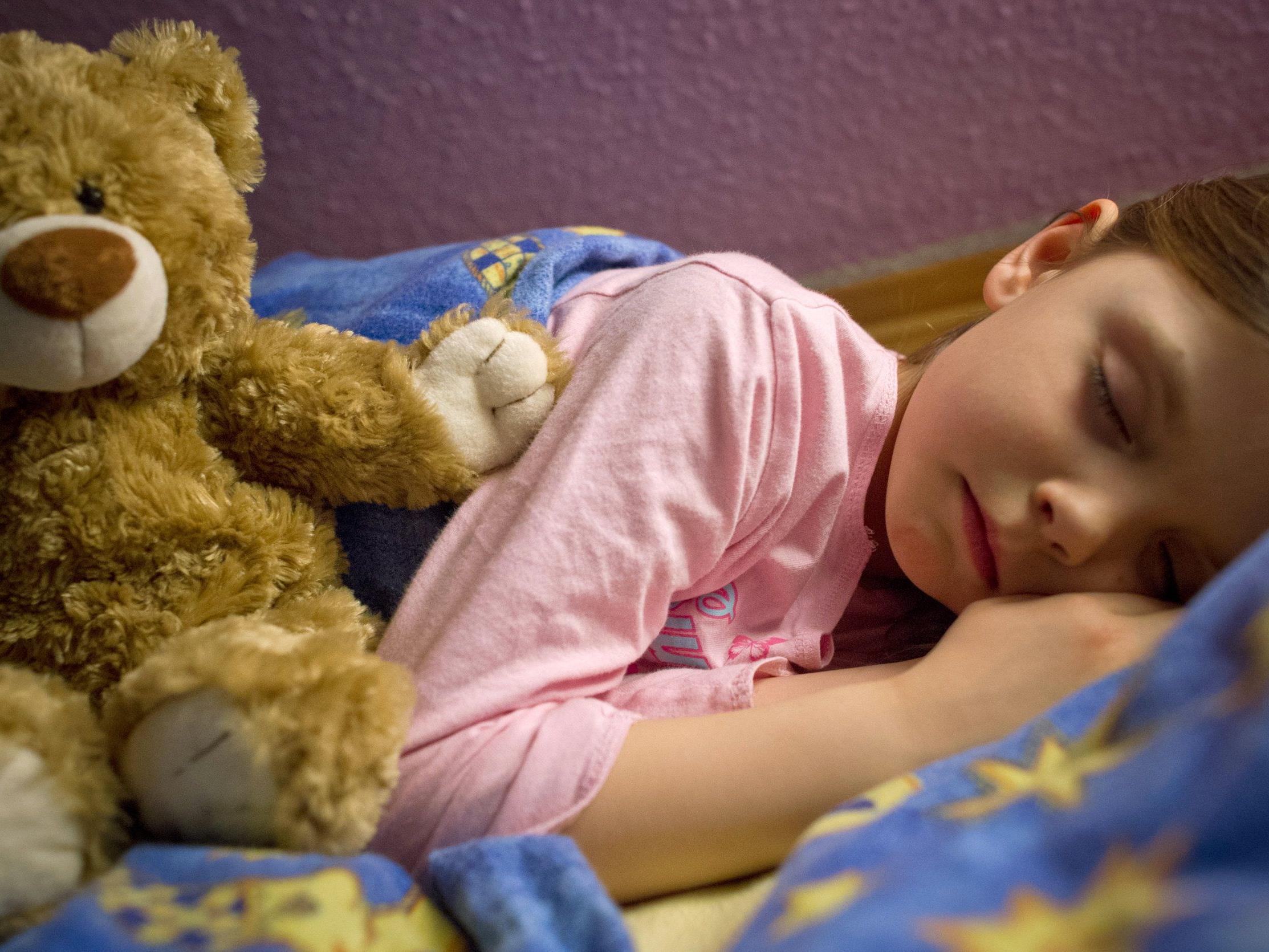 Nicht nur Albträume können uns den Schlaf rauben.