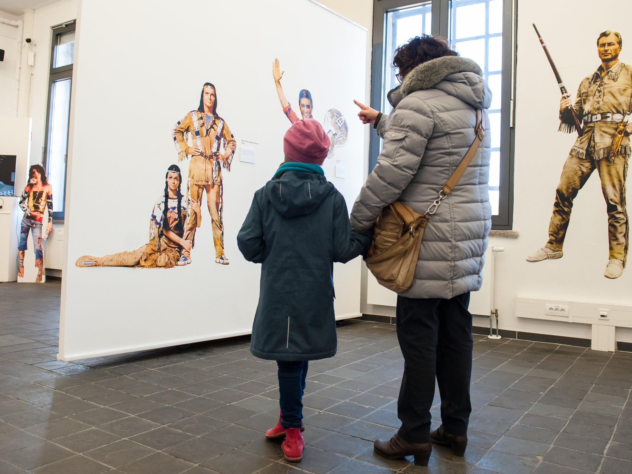 """Den Starschnitten der Zeitschrift """"Bravo"""" ist in Lüneburg eine eigene Ausstellung gewidmet."""