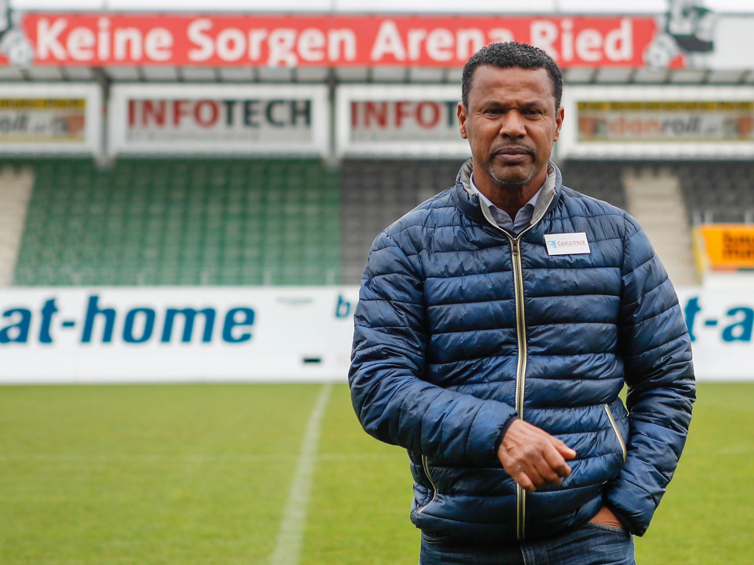 """55-Jähriger """"Teamtrainer, kein Alleinherrscher""""."""