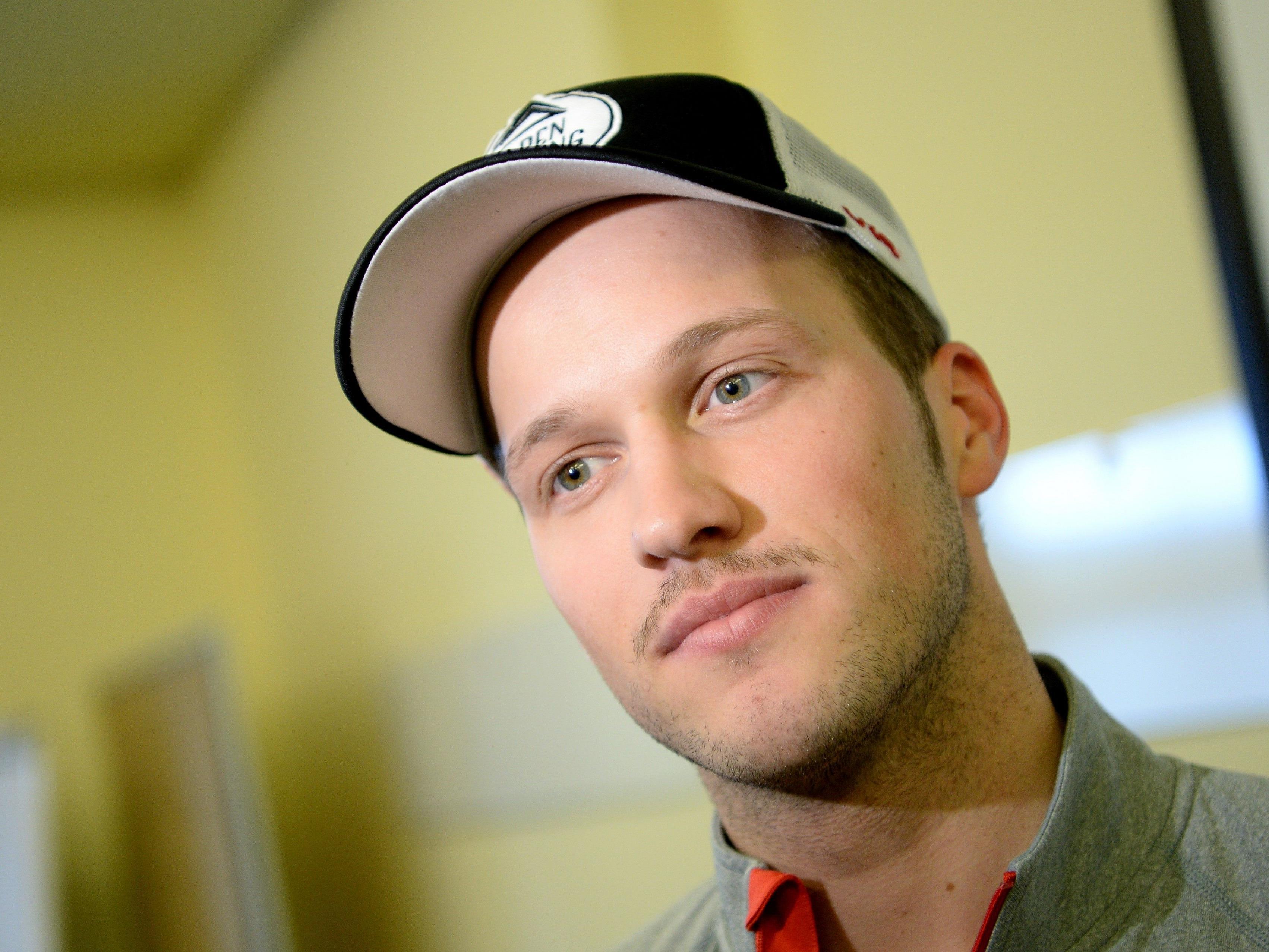 Christian Hirschbühl im RTL- und Slalom-Aufgebot.