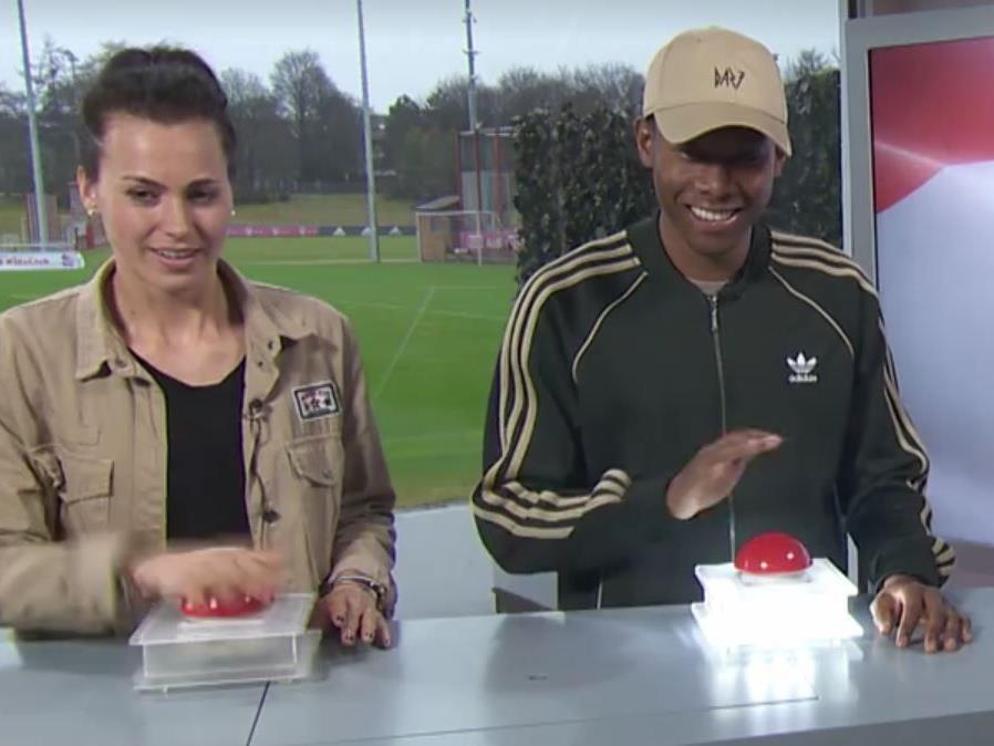 Zwei Fußballprofis aus Österreich im Dienst des FC Bayern: Viktoria Schnaderbeck und David Alaba.