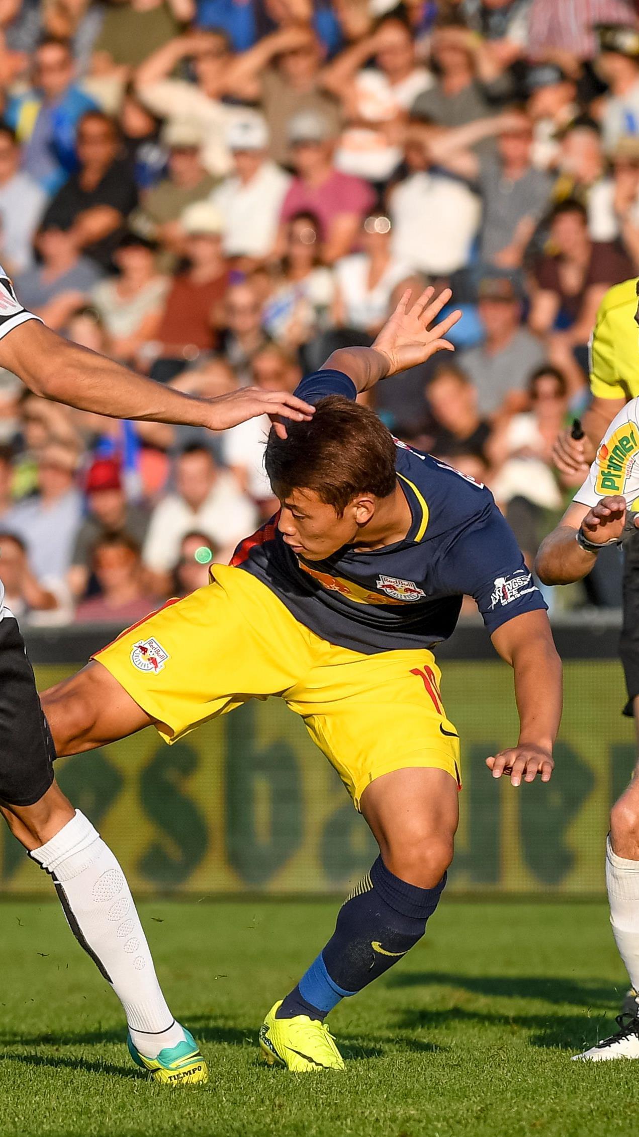 Mit einem Heimsieg gegen Salzburg könnte der SCR Altach noch in den Kampf um die Tabellenspitze eingreifen.