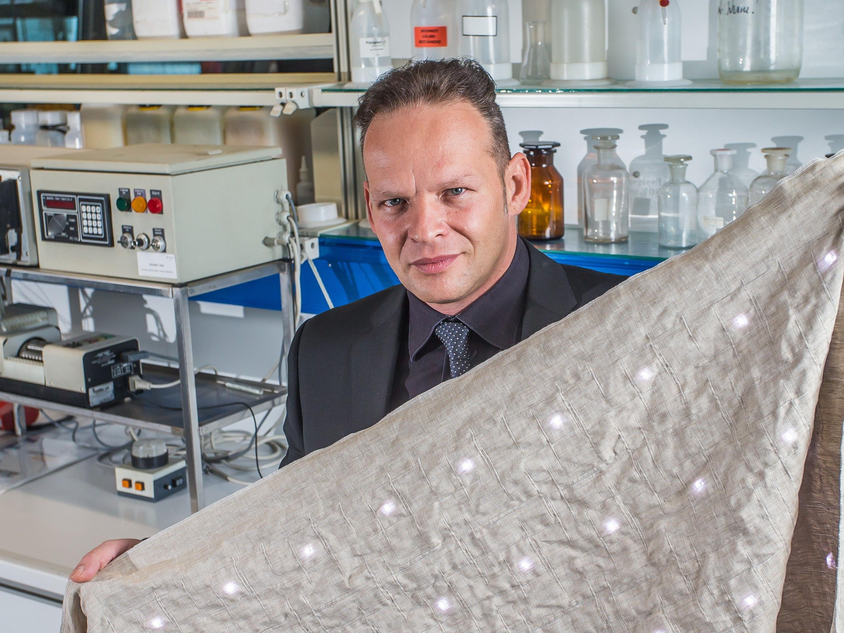 Laut dem Unternehmer Günter Grabher könnte Gore-Tex schon längst umweltfreundlich produzieren