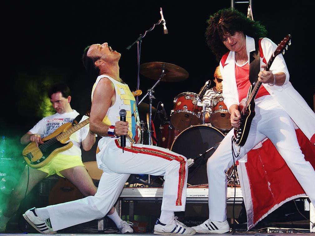 Vergangenes wird zu neuem Leben erweckt: Queenmania knüpft an die größten Hits der britischen Rockband an.