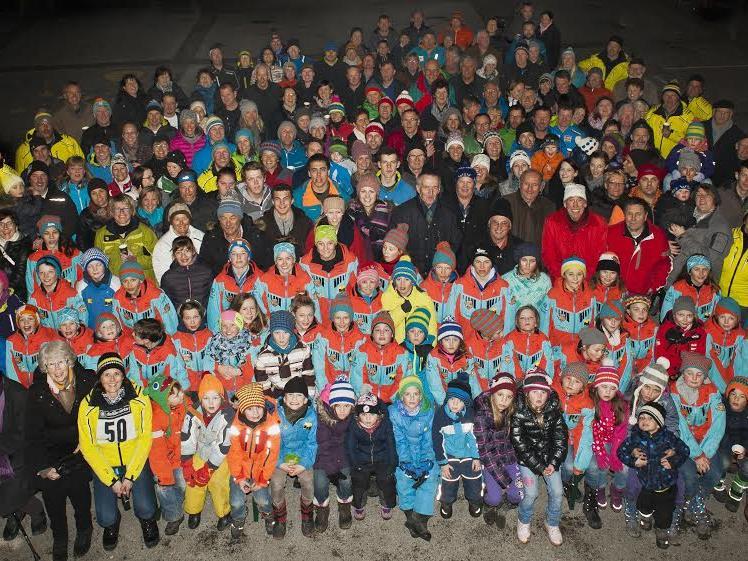 Ein aktiver Verein mit über 700 Mitgliedern: Der Wintersportverein Nofels.