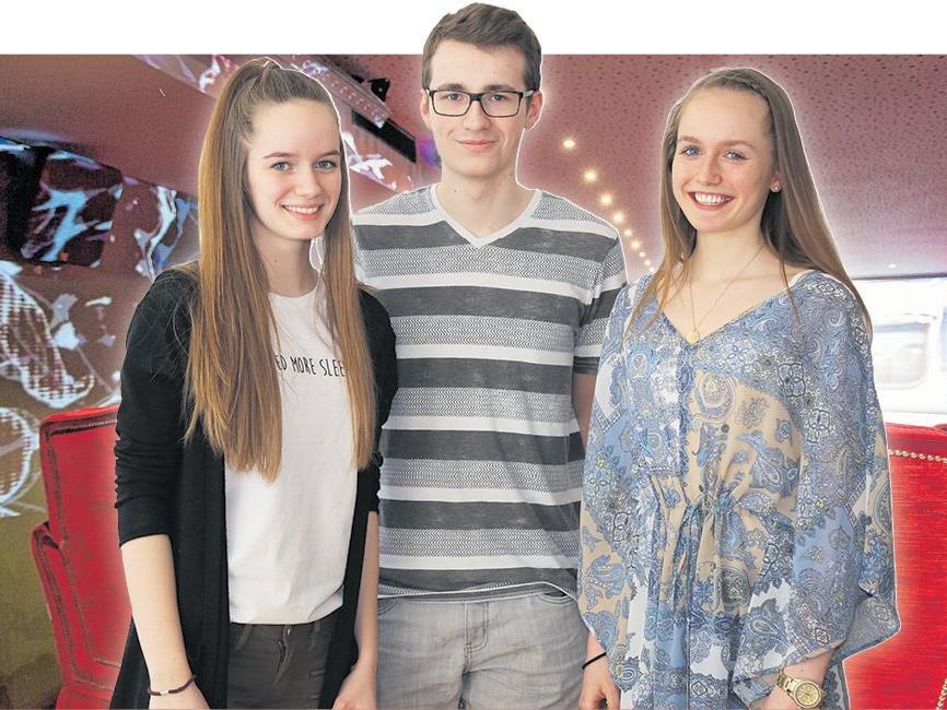 """500 Schüler aus Vorarlberg nahmen an der ersten französischen Filmwoche """"Cinéfête"""" teil."""