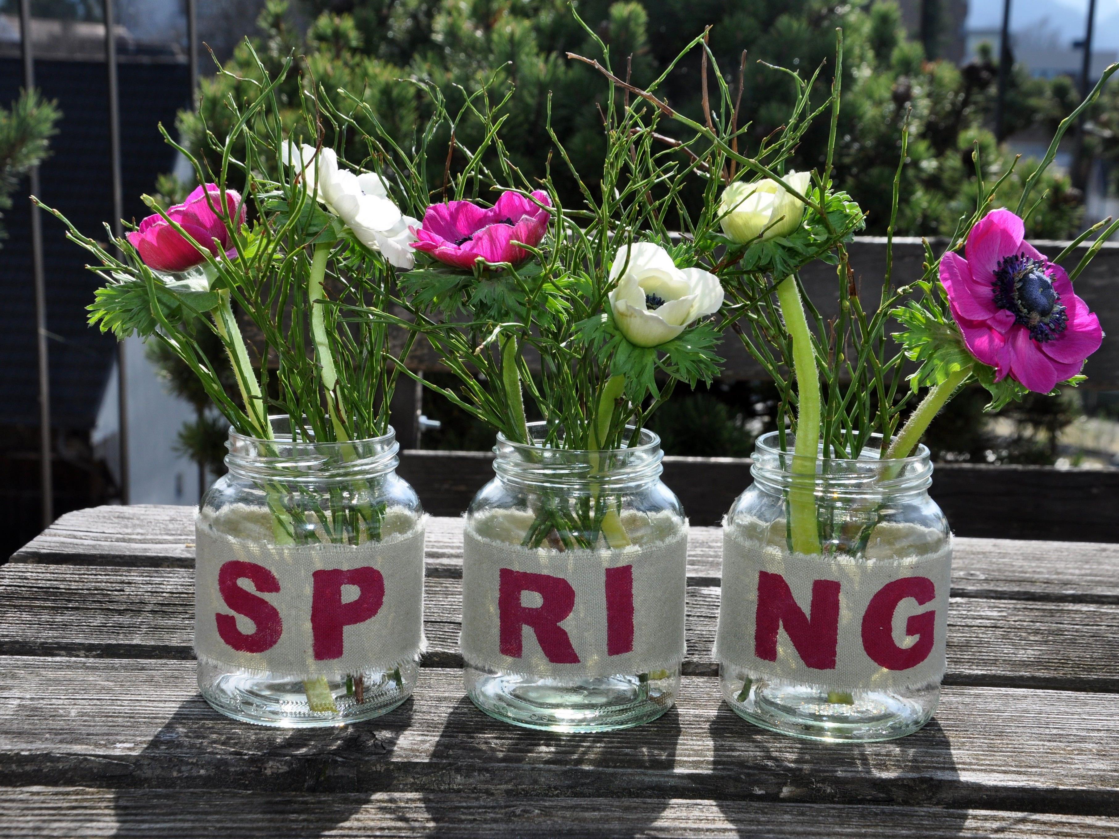 Jetzt gibt es keinen Zweifel mehr – der Frühling ist im Anmarsch.