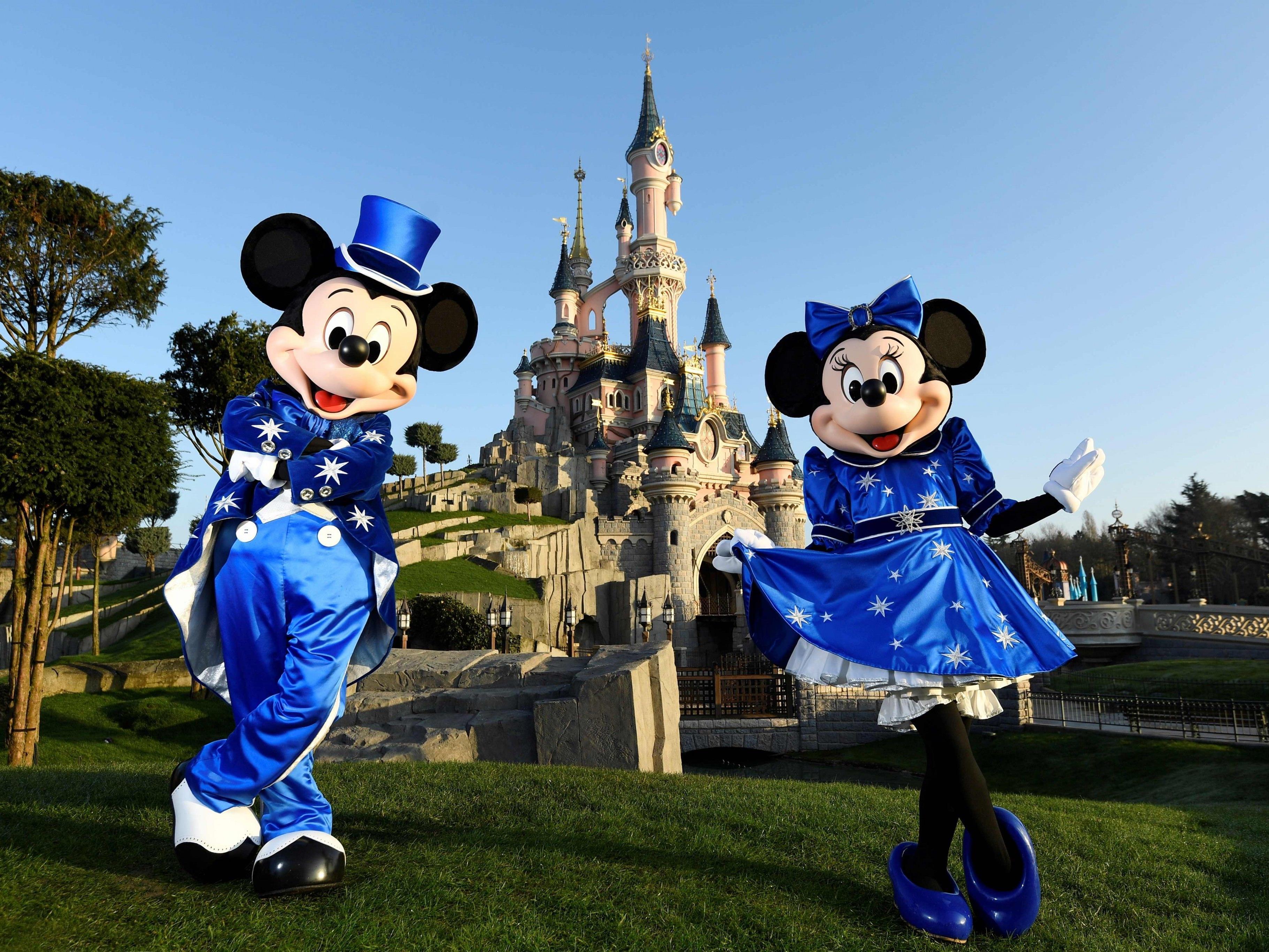 Runder Geburtstag für die europäische Ausgabe des Disneyland Themenparks in Frankreich.