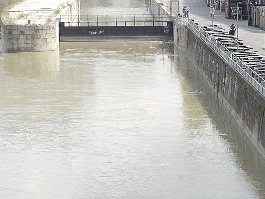 Toter Mann aus Donaukanal in Wien geborgen