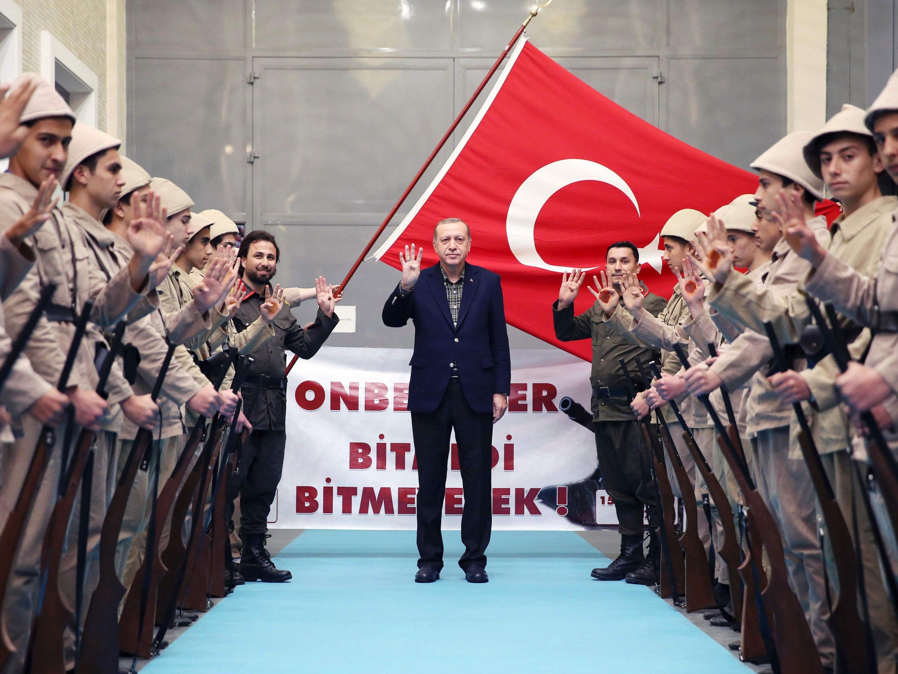 Der türkiche Präsident würde seinen Wahlkampf gerne auch in Österreich und Deutschland führen.