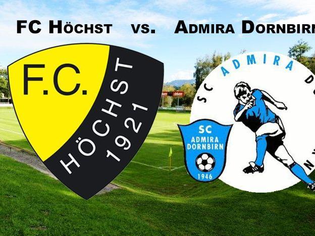 FC Höchst vs. Admira Dornbirn