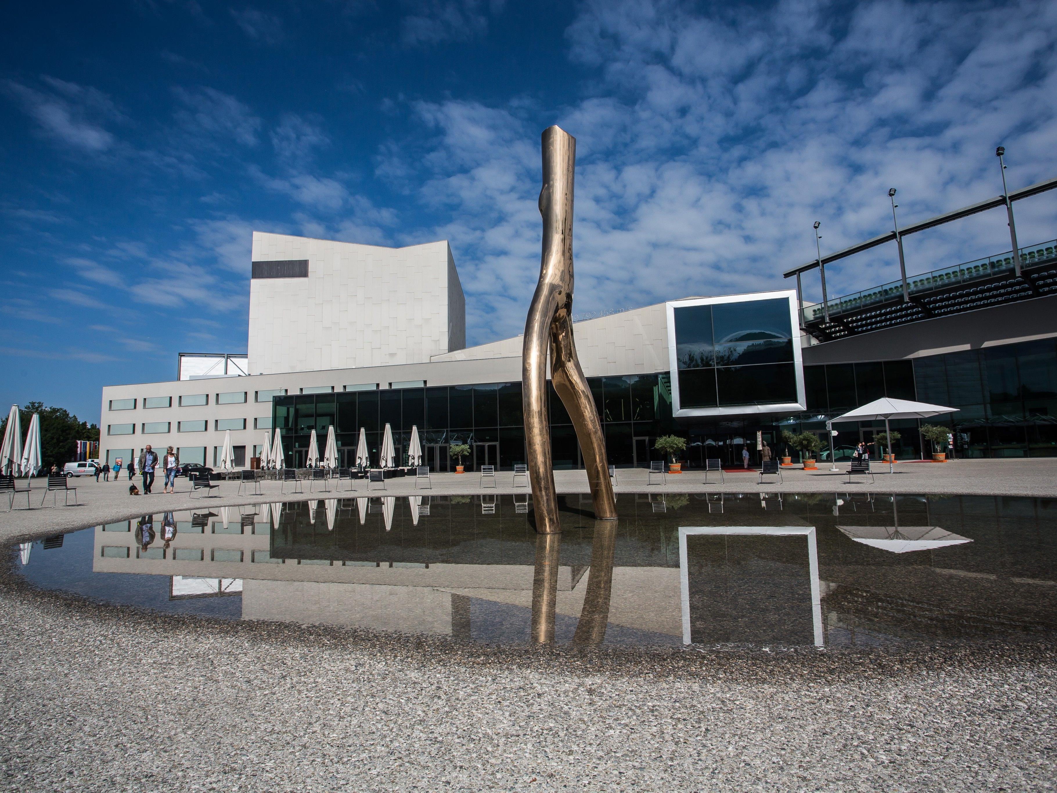 Der Weltzukunftsrat wird von Donnerstag bis Sonntag im Bregenzer Festspielhaus tagen.
