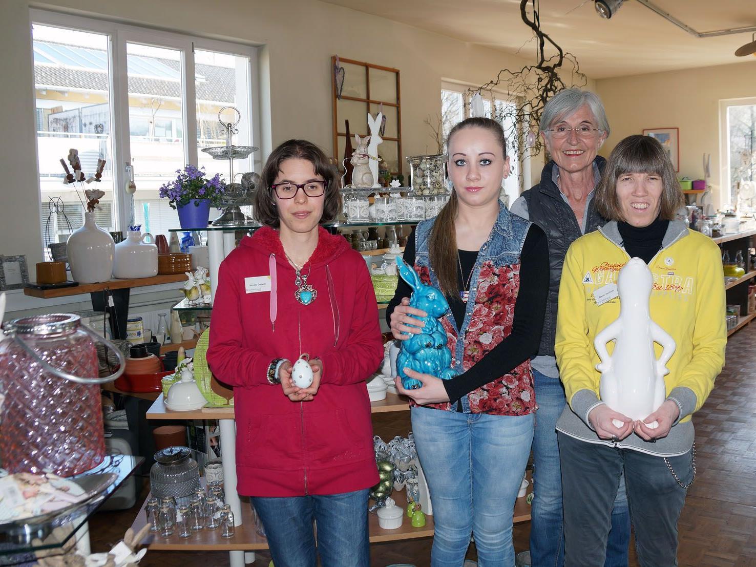 Die Teams der Brockenhäuser in Sulz und Lochau freuen sich auf viele Gäste.