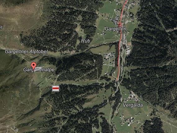 In Gargellen kam es am Samstag zu einem Zusammenstoß zweier Skifahrerinnen.