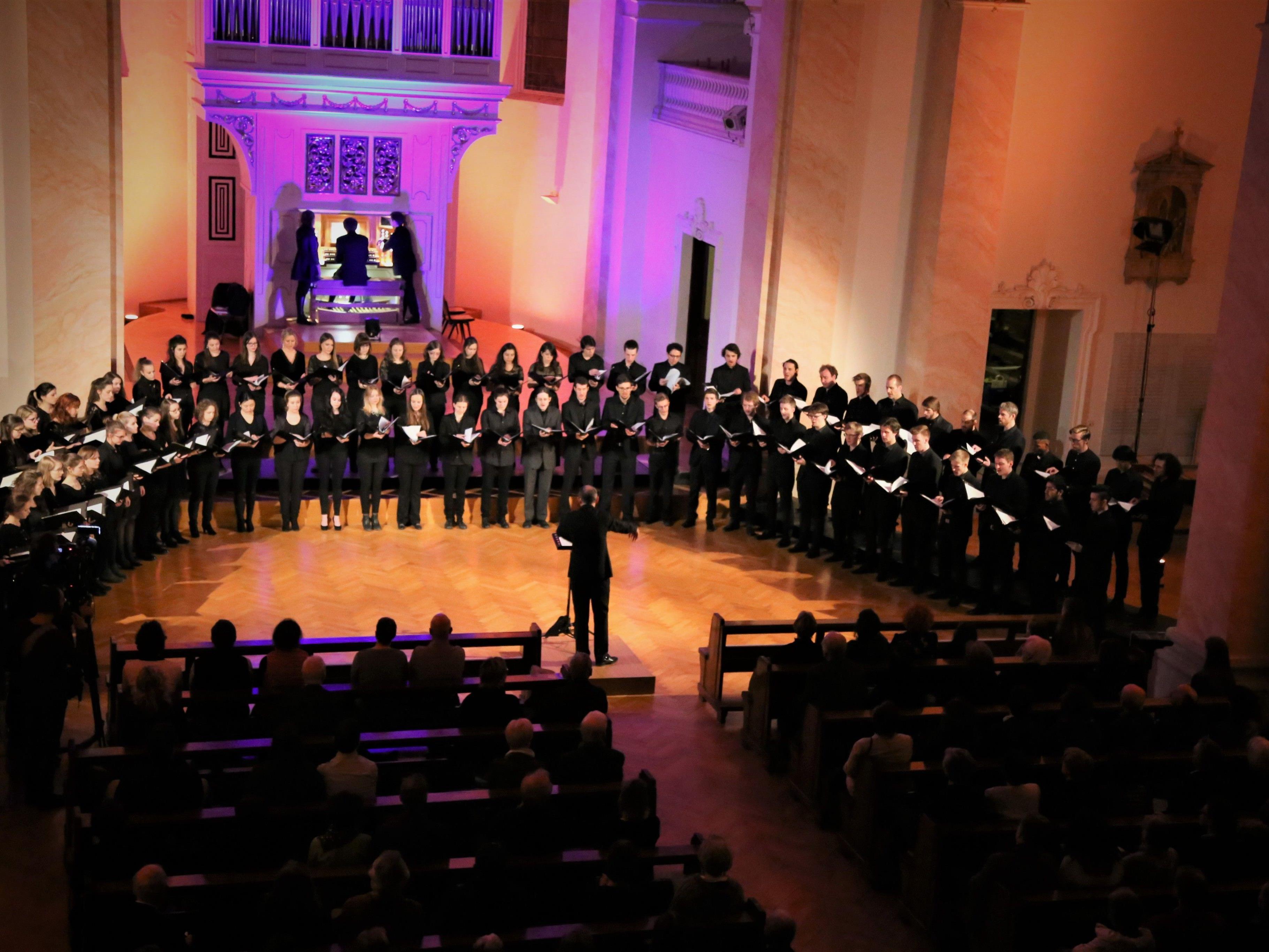Zahlreiche Konzerte prägten das Jubiläum.