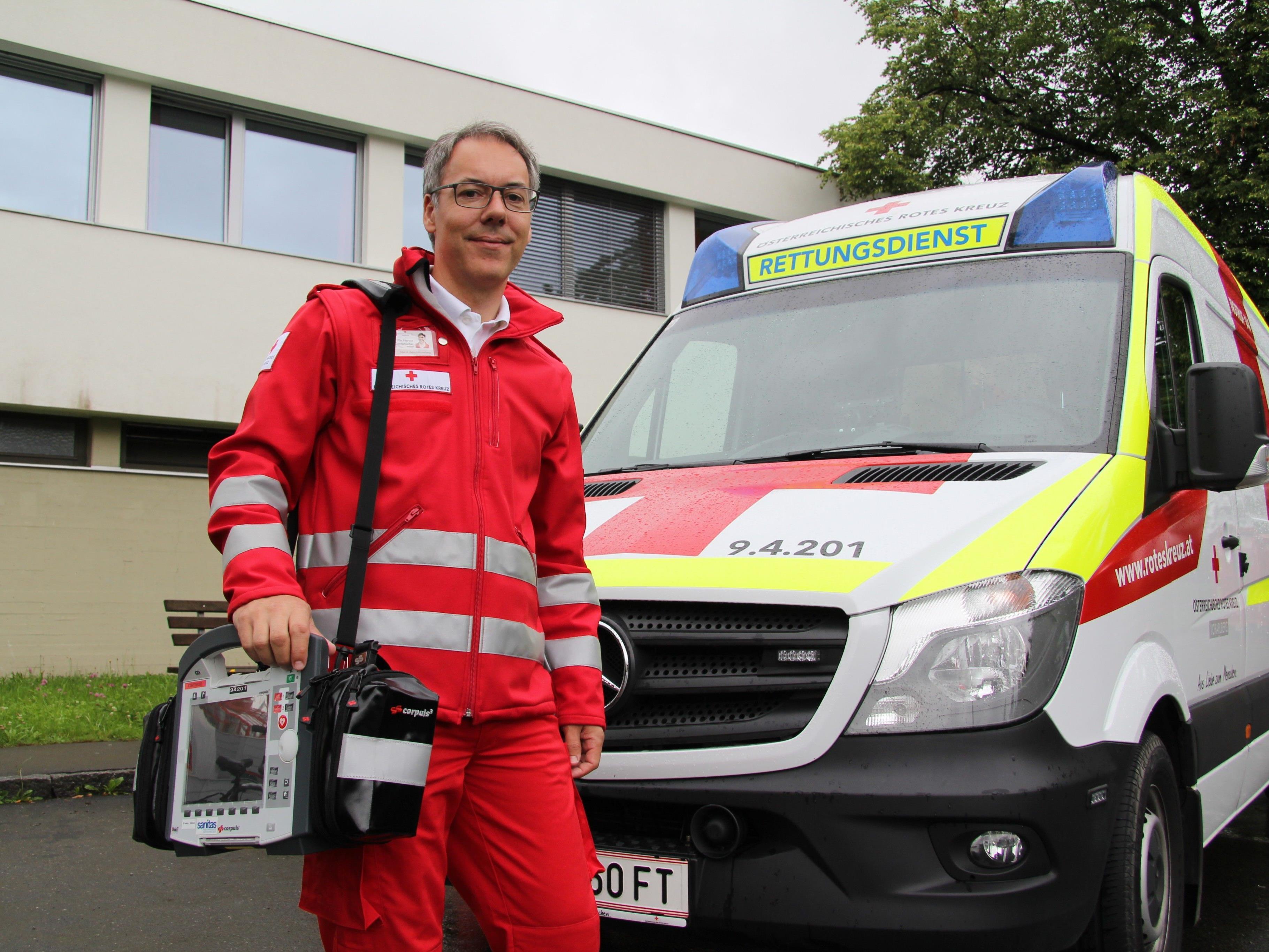 Das Rote Kreuz fürchtet eine ZErschlagung ihres Verbundsystems.