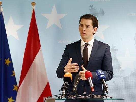 Sebastian Kurz hat vorgeschlagen, die EU-Kommission zu verkleinern.