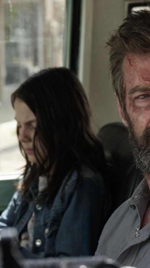 """Hugh Jackman im Interview zu """"Logan"""""""