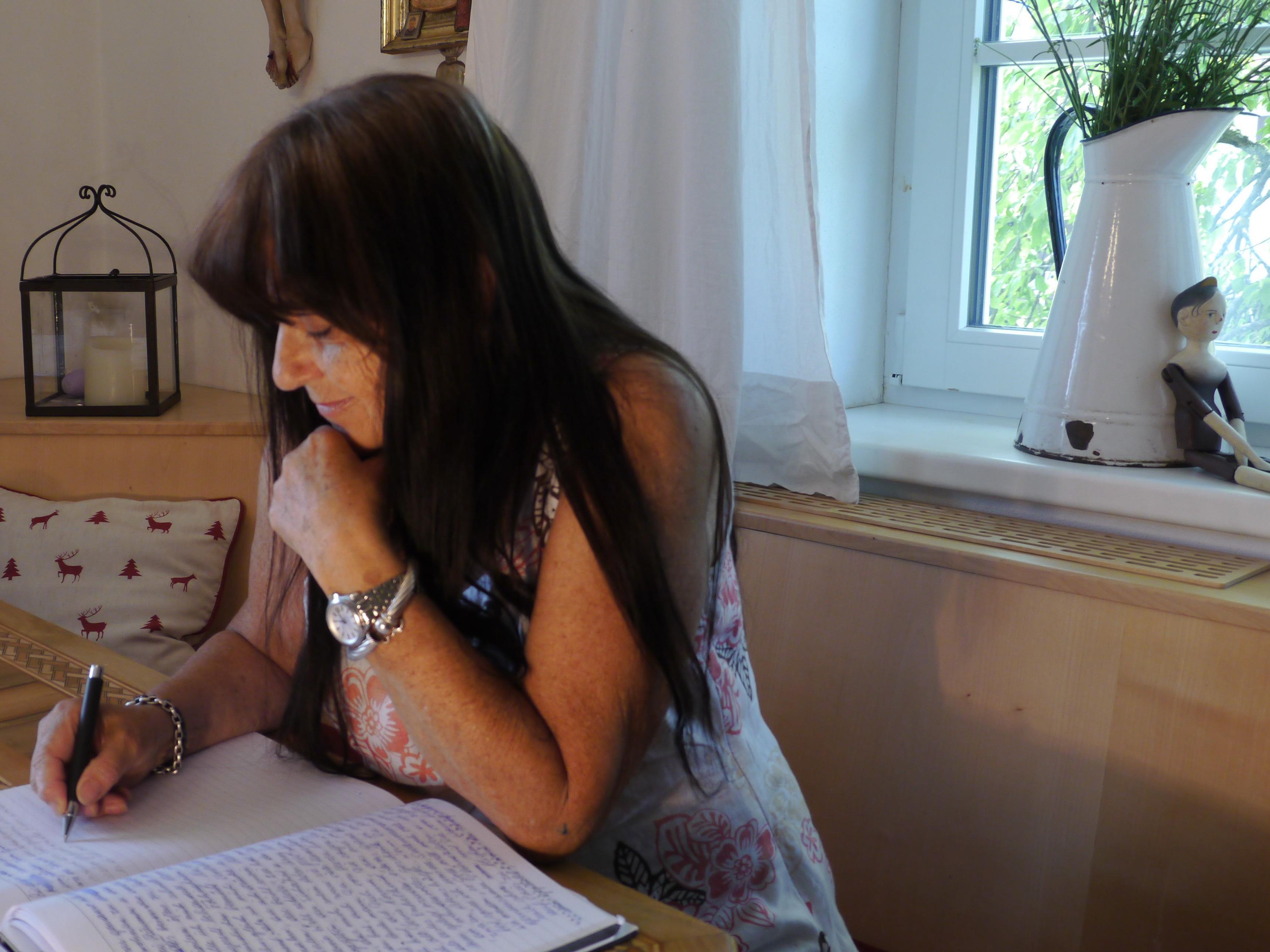 Was passierte in den Jahren? Marlis erstellte eine Zeittafel für ihr Leben.