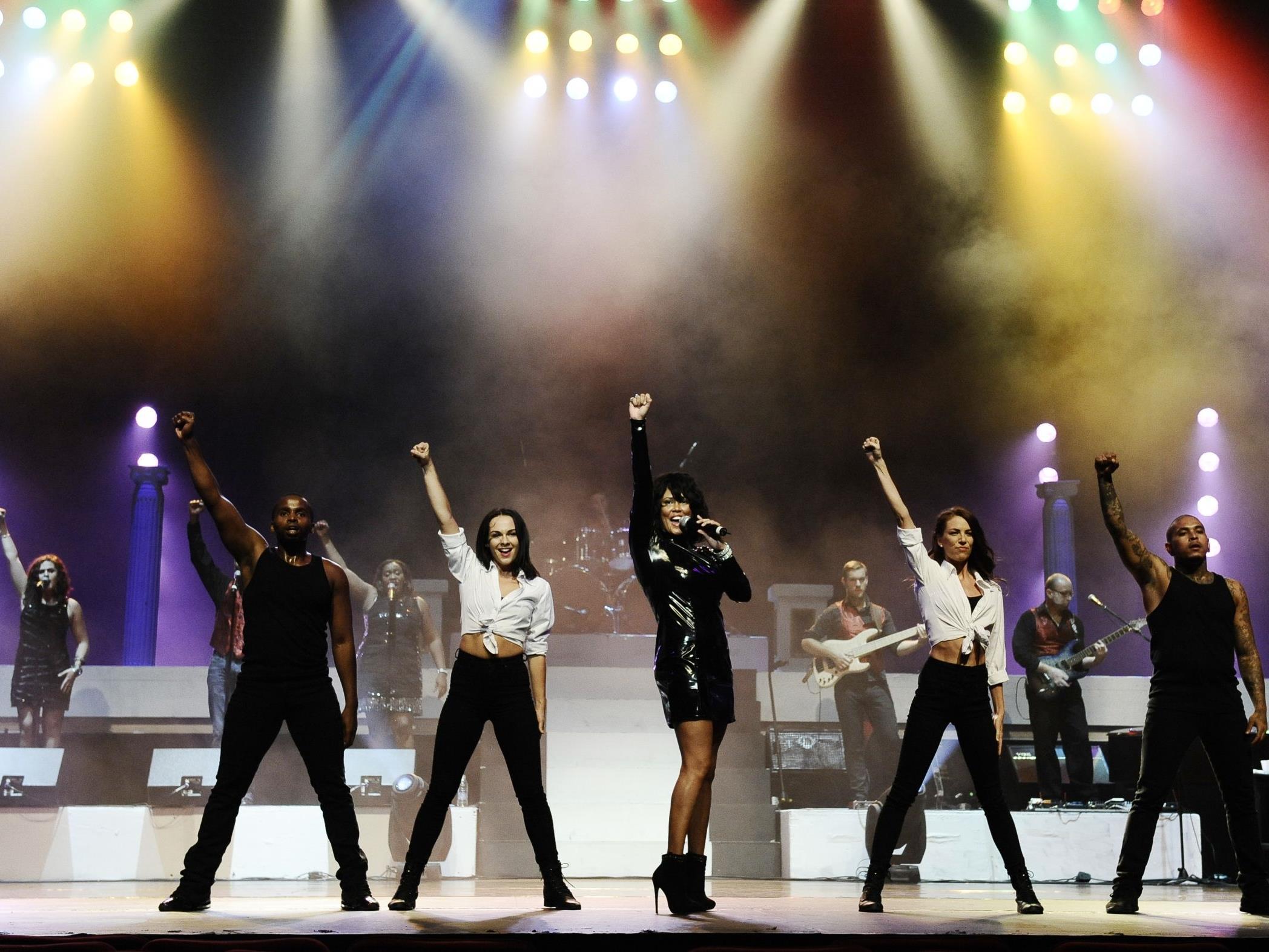 The Whitney Houston Show Am 283 In Bregenz Jetzt Tickets Gewinnen