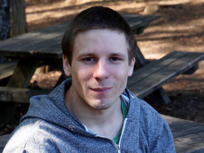 Derzeit studiert Matthias Schwab Sport und Mathematik in Innsbruck. Seine Leidenschaft: Kunstturnen