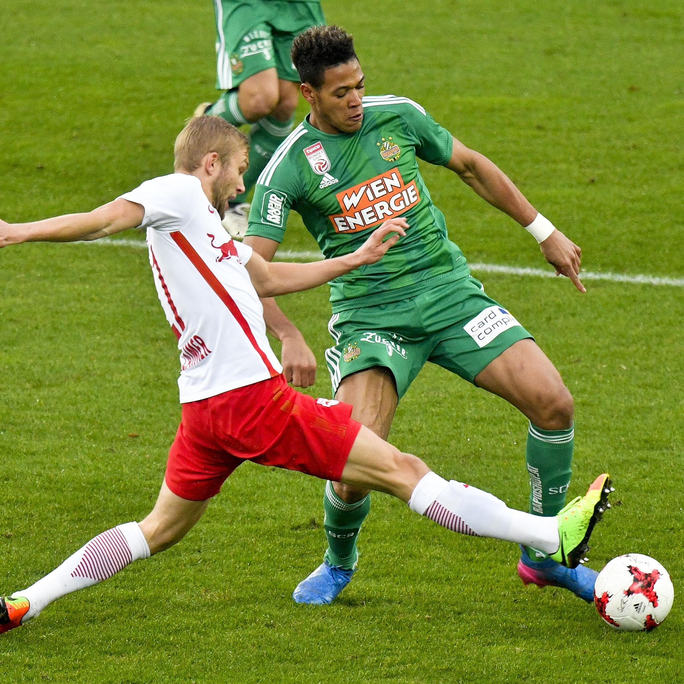 Rapid verliert daheim gegen Salzburg