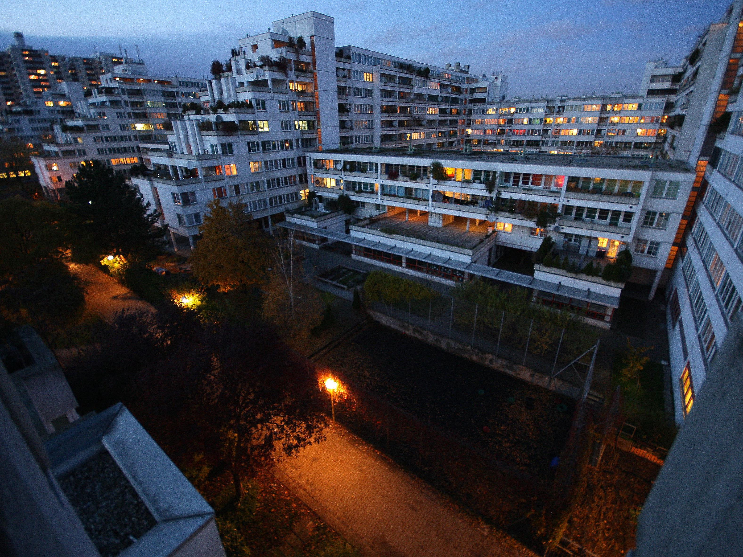 Gemeindebauten stehen im Zentrum am Tag der Wiener Bezirksmuseen