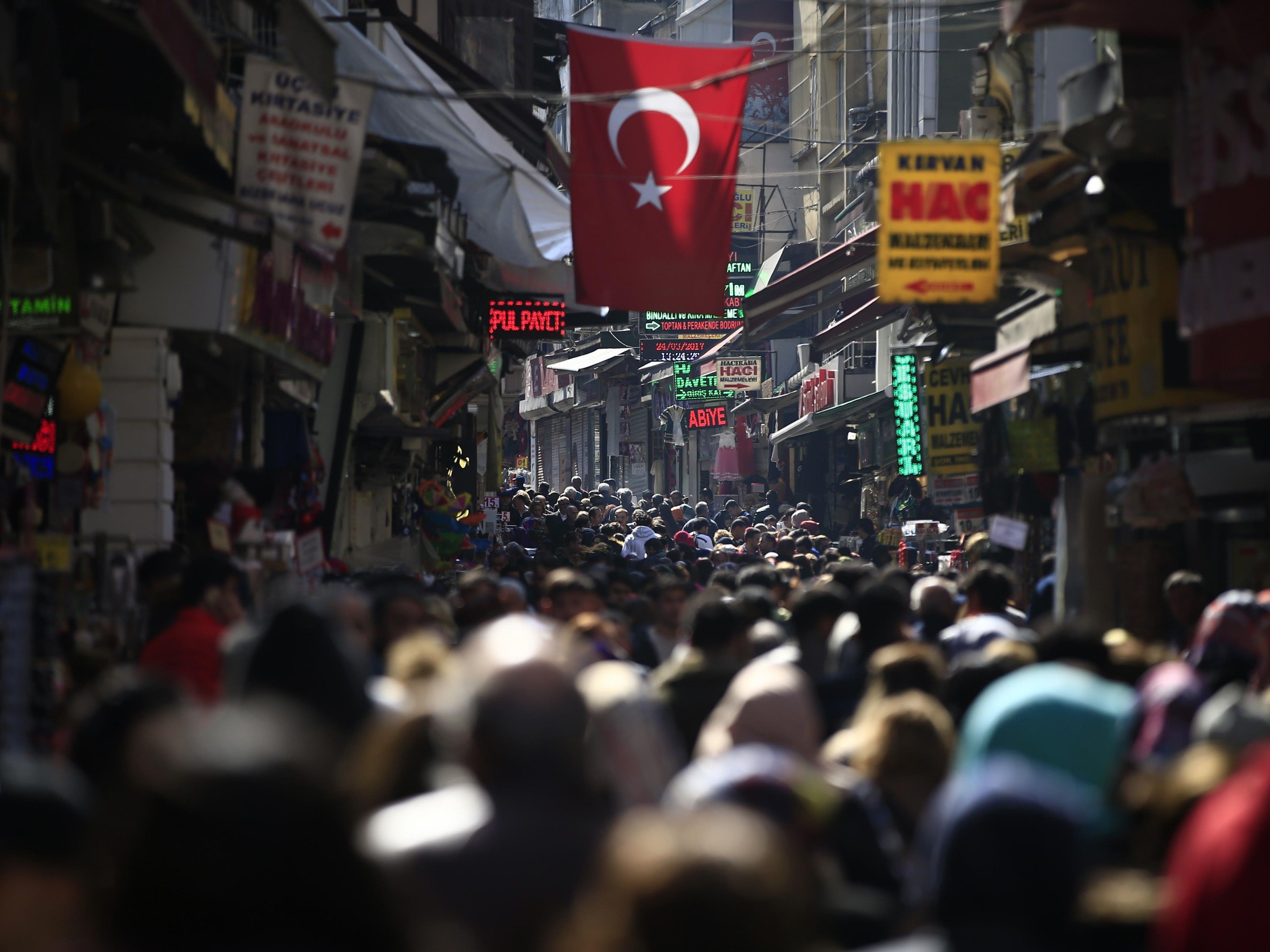 """Werden die Türken mit """"Ja"""" stimmen?"""