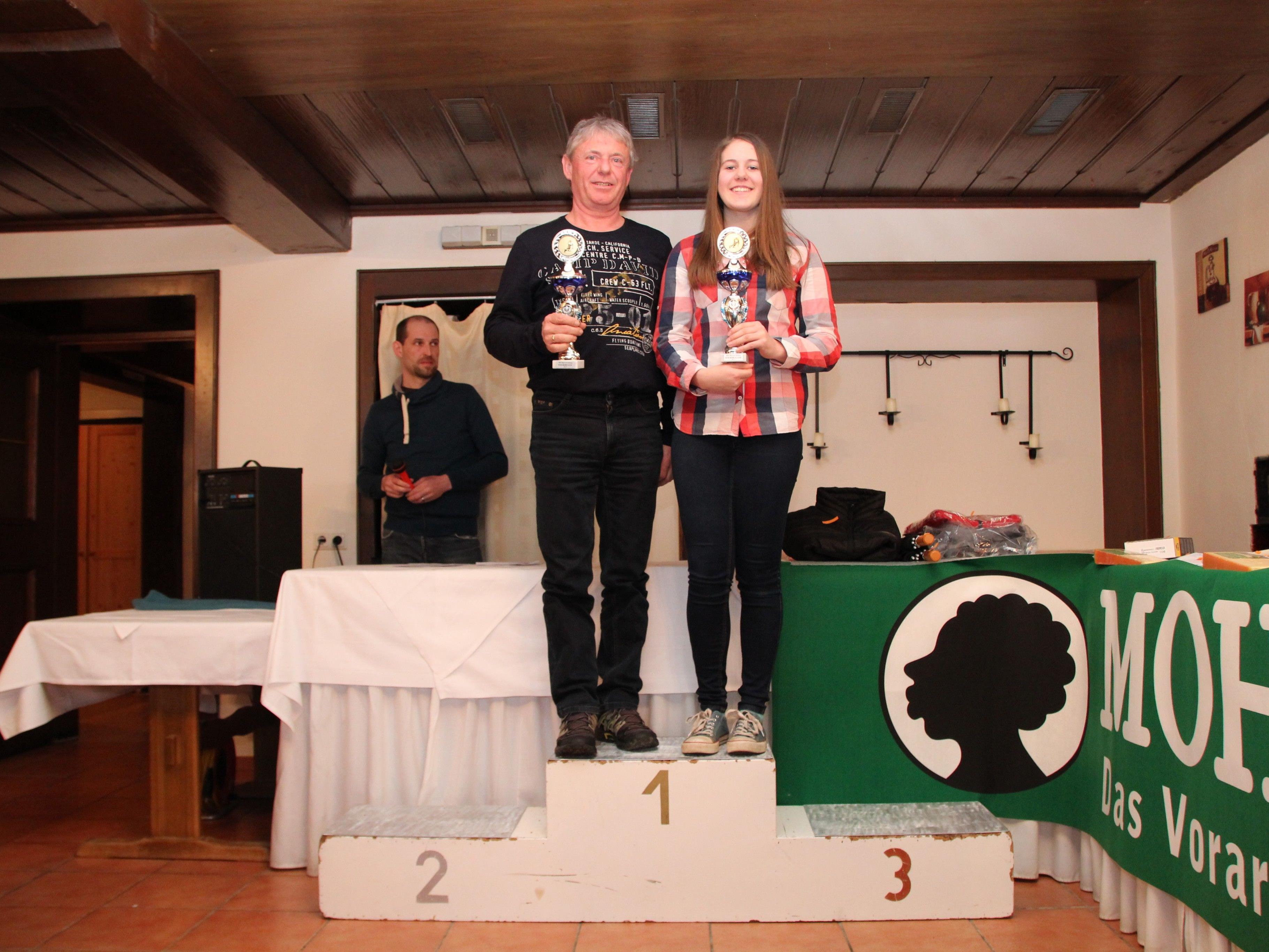 Vereinsmeisterschaft Wald a. A.