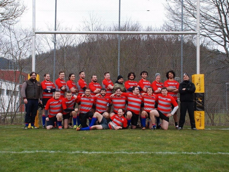Ein Rugby-Spiel auf Vorarlberger Boden - Das erste seit einem Jahr!