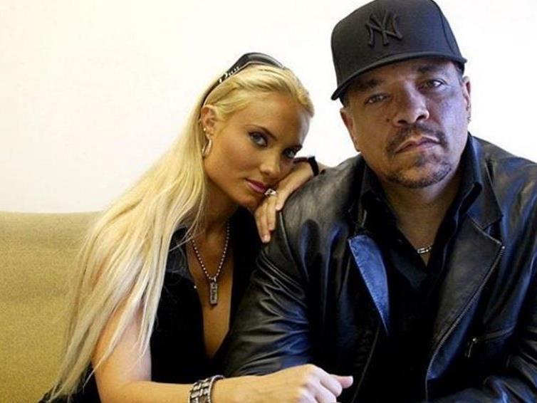 Coco ist mit Ice-T verheiratet.