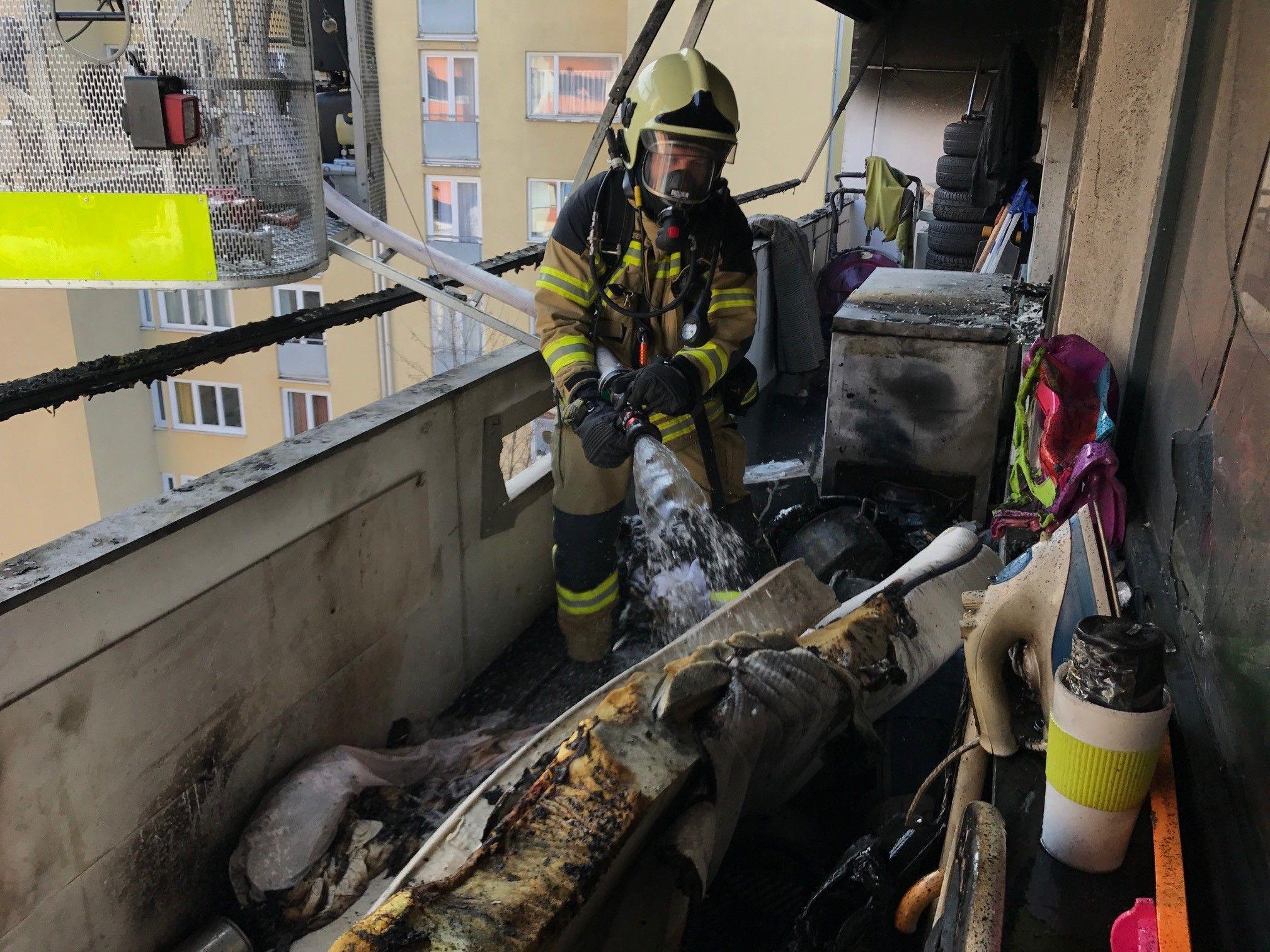 Personen wurden bei dem Brand keine verletzt.