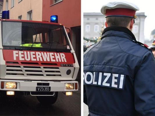 Die Polizei scheint den Feuerteufel von Bludenz gefasst zu haben.