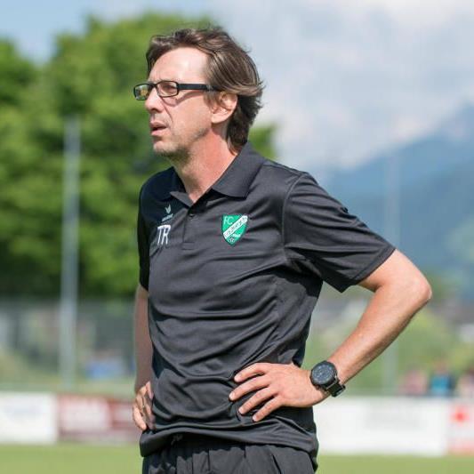 Neuer Cotrainer in Ried: Dieter Alge