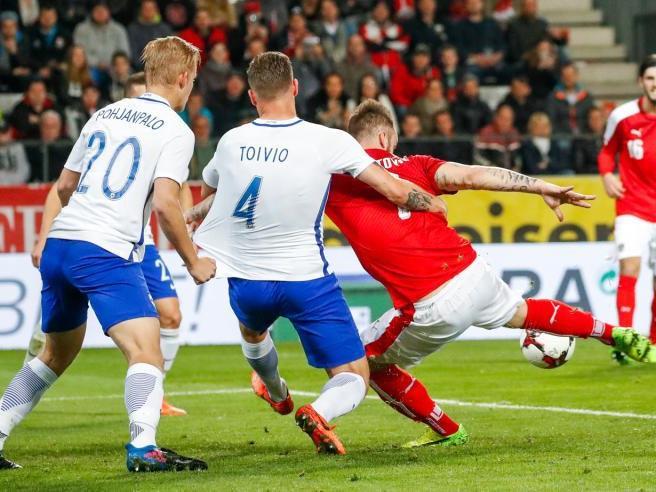 Arnautovic erzielte das 1:0