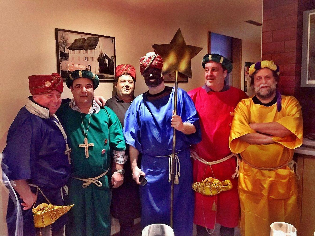 """2.150 Euro kamen bei der Sammelaktion der """"Bethlehem Brothers"""" zusammen"""