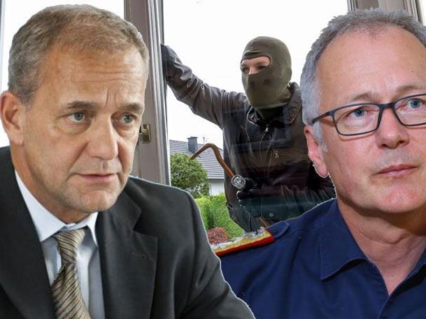 Tschofen und Ludescher informierten über die Sicherheitslage im Land