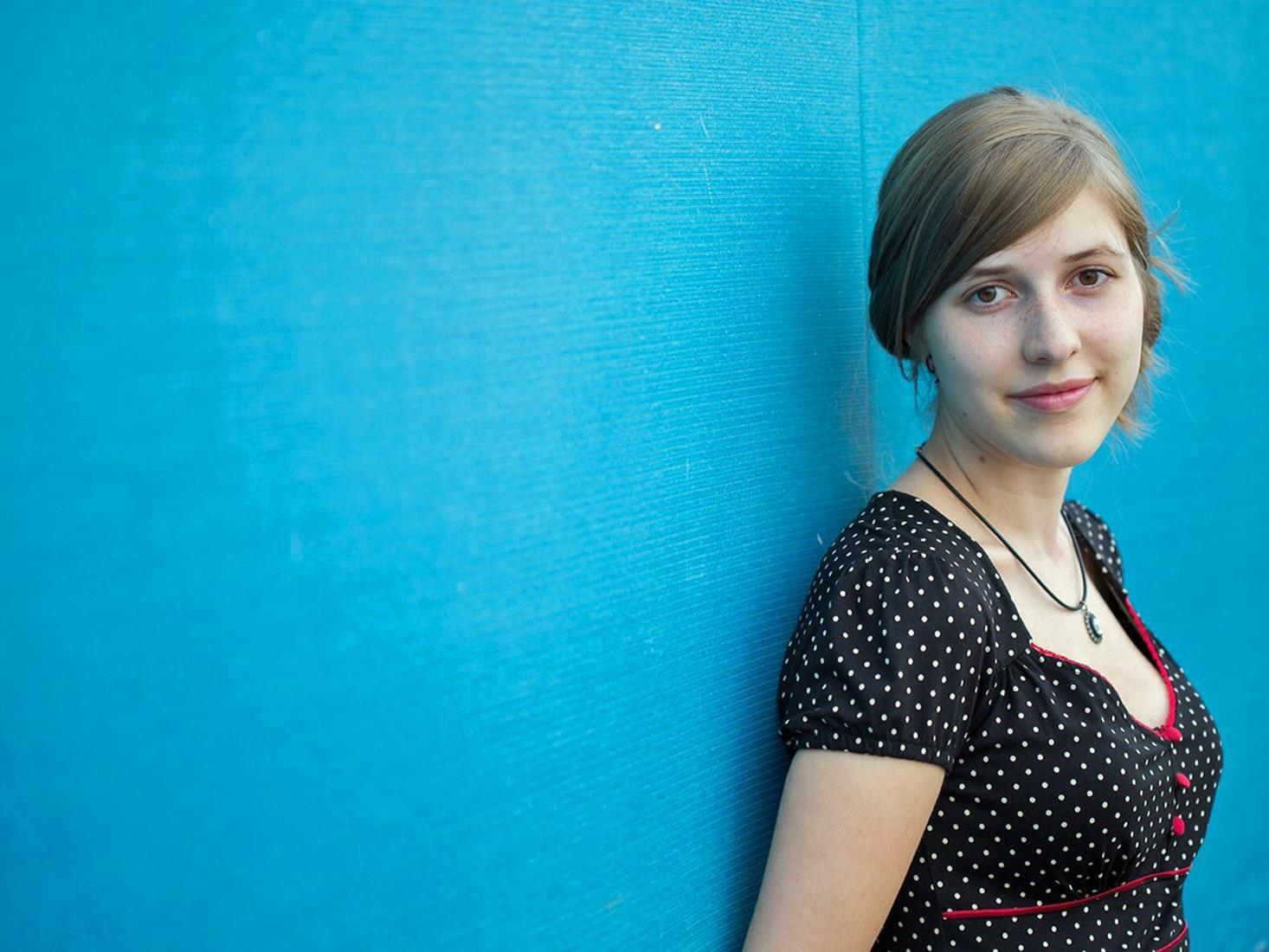"""Die Harderin Sarah Rinderer überzeugte die Kunstkommission Literatur mit ihrem Text """"Mutterschrauben""""."""