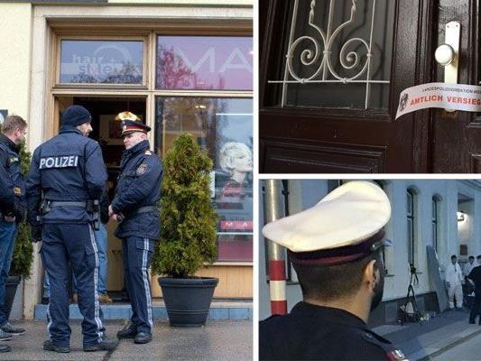 Ein Friseur wurde im Geschäft erschossen, eine Witwe lag tot in ihrer Wohnung und ein Baumeister wurde vor seinem Wohnhaus erschossen