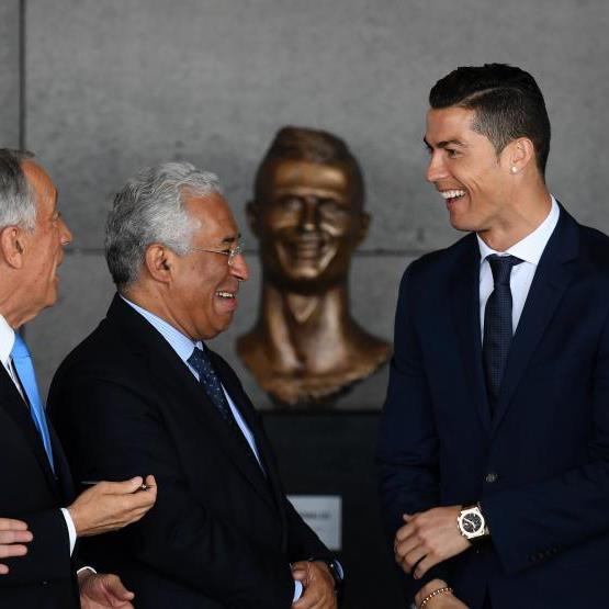 Flughafen in Madeira wurde nach dam Fußball-Star benannt
