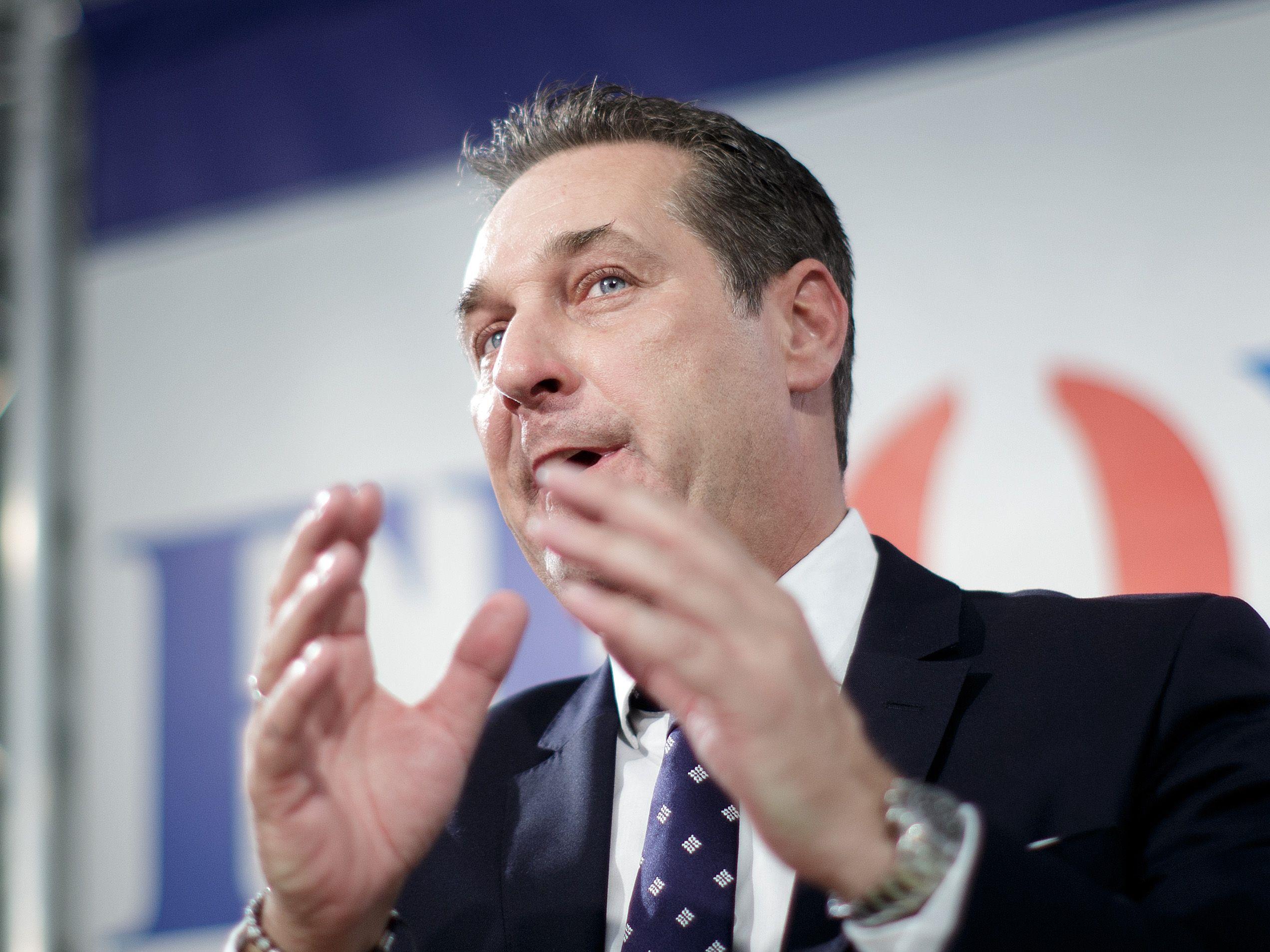 VOL.AT überträgt die Rede von Parteiobmann Heinz-Christian Strache auf dem Bundesparteitag der FPÖ live.