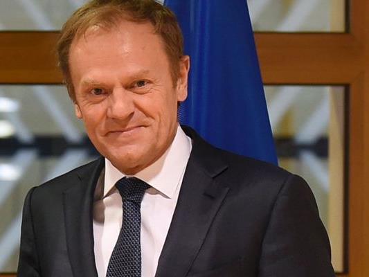 Die rechtskonservative Regierung in Polen hat dem polnischen EU-Ratspräsidenten Donald Tusk die Unterstützung für eine weitere Amtszeit versagt.