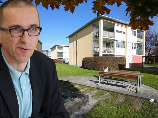 Laut Caritas-Direktor Walter Schmolly haben sich im Vorjahr 3.200 Familien an die Beratungsstelle gewandt, weil sie die Wohnkosten in finanzielle Not brachten.