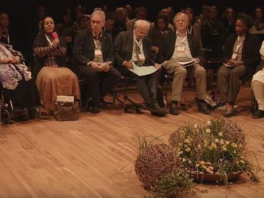Die alljährliche Tagung des World Future Council, das World Future Forum, findet noch bis Sonntag im Festspielhaus Bregenz statt.