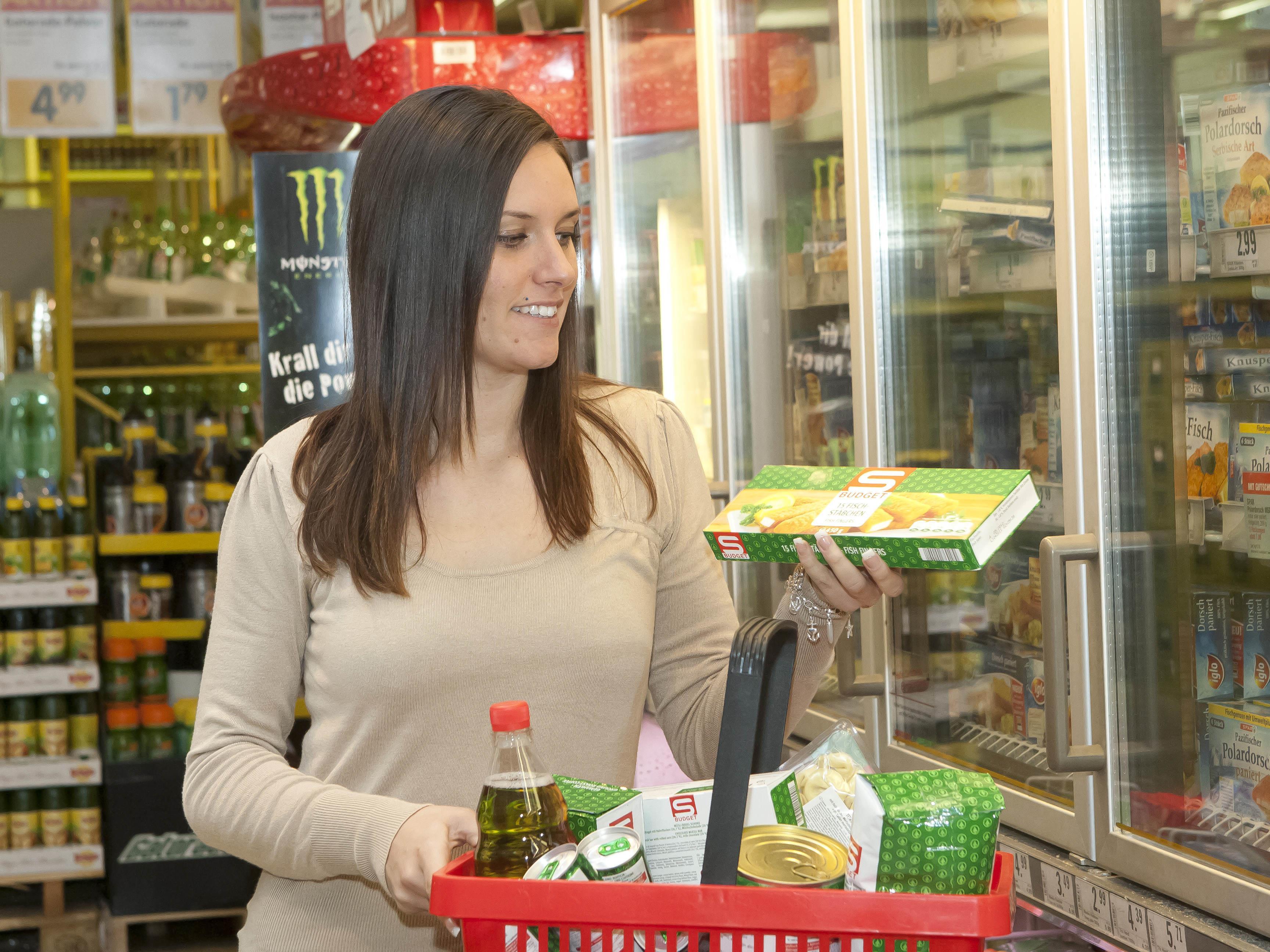 In Zukunft will Spar Lebensmittel auch zustellen.